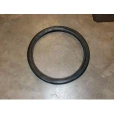 buitenband zwart 23x2 normaal profiel